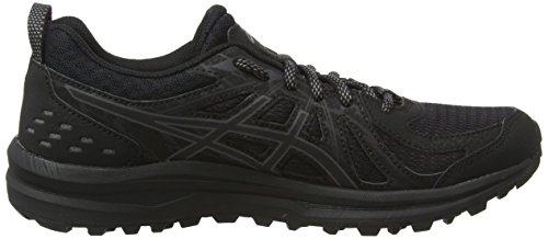 Trail Running Femme black Frequent De 001 Asics Chaussures carbon Noir XIxwqRn5A