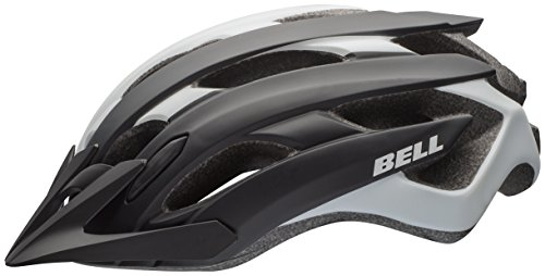 Bell Event XC Bike Helmet – Matte Black/White Medium For Sale