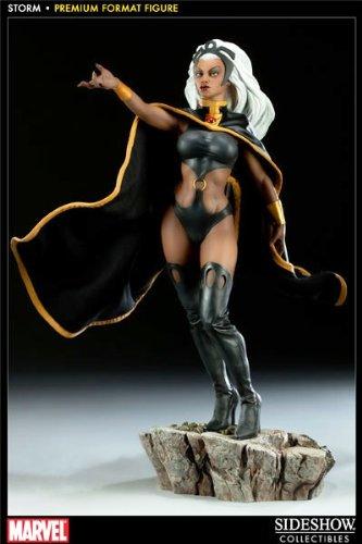 [Sideshow Collectibles - X-Men Premium Format Figure 1/4 Storm 51 cm] (X Men Storm Cape)