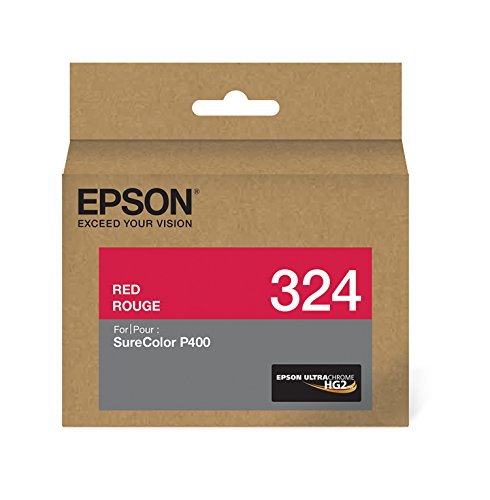 Epson T324720 Epson UltraChrome HG2 Ink (Red)