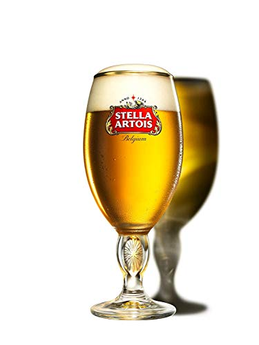 Stella Artois 40 Centiliter Glass Model: (Home & Kitchen)