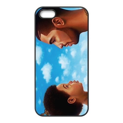 Customize Famous Singer Drake Back Cover Case for iphone 5 5S (Singer Iphone 5s Case)