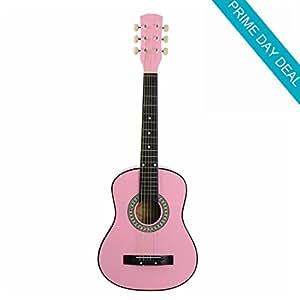 1 2 size acoustic guitar strong wind 1 2 natural learning 6 steel strings guitar. Black Bedroom Furniture Sets. Home Design Ideas