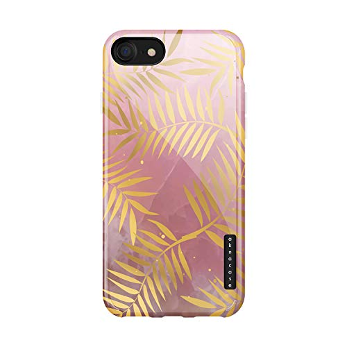 iPhone 8 & iPhone 7 Case Marble, Akna Sili-Tastic Series High Impact Silicon Cover with Full HD+ Graphics for iPhone 8 & iPhone 7 (101725-U.S)