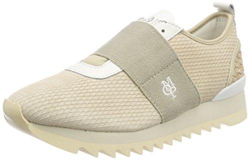 Marc Opolo Damen Sneaker 80114413501103 Beige (sabbia)
