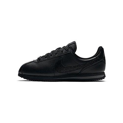 Nike Cortez Pelle NeraGlitter: Amazon.it: Abbigliamento
