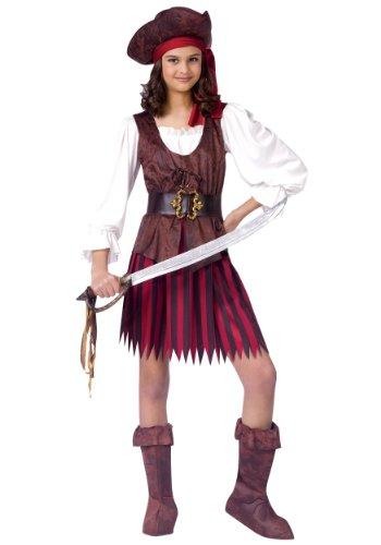 Fun W (Child Rogue Pirate Costumes)