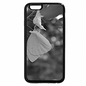 iPhone 6S Case, iPhone 6 Case (Black & White) - Brilliant shade of Yellow