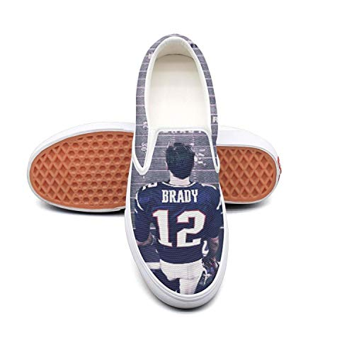 Mvp Autograph - Bombline Canvas Sneakers for Womens Football-MVP-Tom-Goat-12- Athletic Quick-Drying Run Shoes