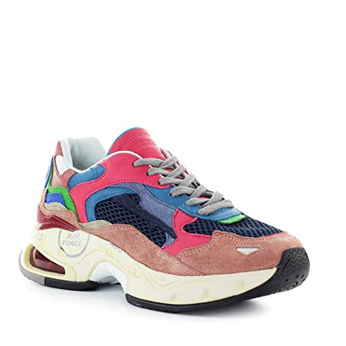 Zapatos Sneaker Premiata Mujer Ss 006 Fucsia 2019 Sharkyd De rqxFOZAr