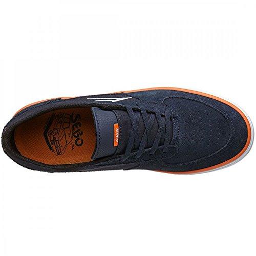 Lakai - calzado Hombre azul marino (Navy Suede)