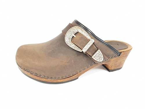 Divine Women's Clogs Follie Follie Women's Divine Clogs Of5pqnR8