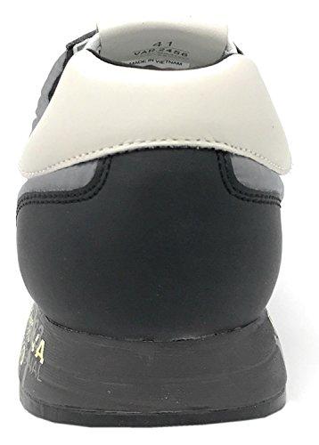 LUCY scarpe grigio N uomo sneaker Premiata 41 modello 2456 qZdBHHw7