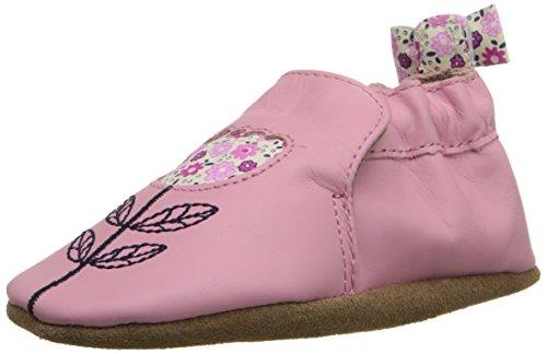 - Robeez Girls' Tina Tulip-K, Prism Pink 6-12 Months M US