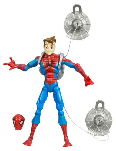 Spiderman Animated Action Figure - Peter Parker