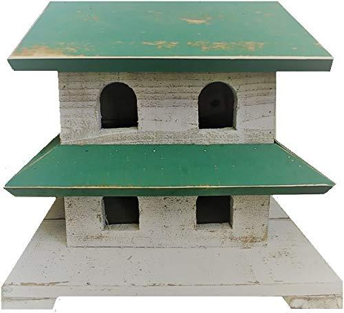 BestNest Bird in Hand Hanover Purple Martin House, 4 Rooms