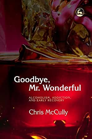 Goodbye, Mr. Wonderful: Alcoholism, Addiction and Early Recovery ...