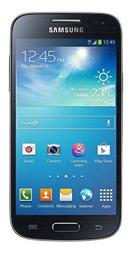 Samsung Galaxy S4 Mini GT-i9195 8GB Unlocked Cell Phone - Unlocked (Black Mist)