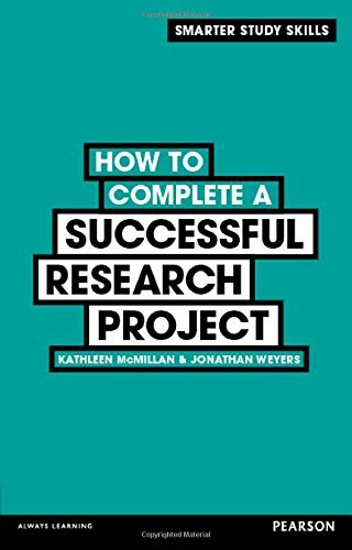 How to Complete a Successful Research Project by McMillan Kathlyn (2014-09-03) Paperback