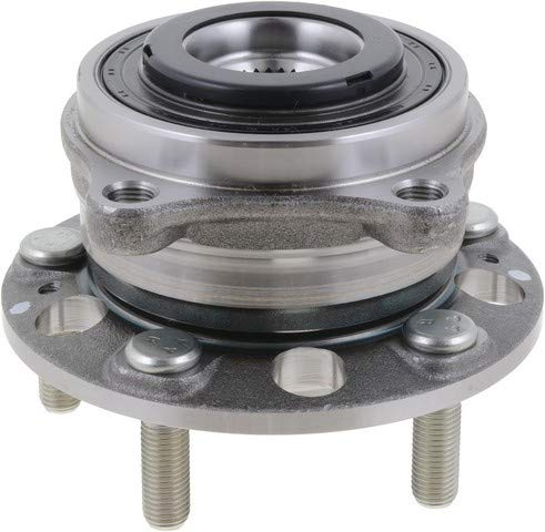 BCA WE61787 Wheel Bearing and Hub Assembly ()