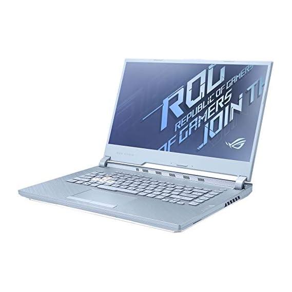 Asus ROG Strix G15 G512LI-HN091T i5-10300H(8 Gb Ram,1T SSD,15.6 FHD-144hz,GTX1650Ti-4GB,RGB Backlit,WIFI6,WIN10,,Glacier Blue