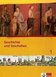 Geschichte und Geschehen / Schülerband mit CD-ROM: Ausgabe für Hamburg, Nordrhein-Westfalen, Schleswig-Holstein