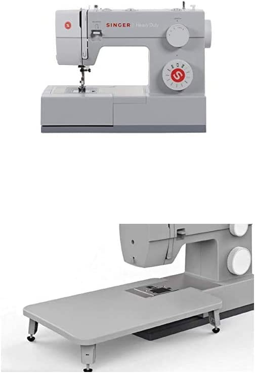 4411 Heavy Duty Sewing Machine w/HD Extension Table