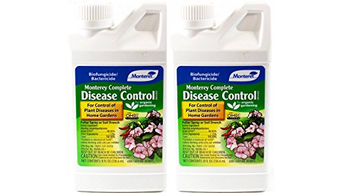 Monterey Complete Disease Control Brand 8oz, LG3370 (2)