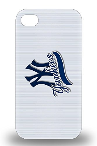 Scratch Free Phone 3D PC Case For Iphone 4/4s Retail Packaging MLB New York Yankees Logo ( Custom Picture iPhone 6, iPhone 6 PLUS, iPhone 5, iPhone 5S, iPhone 5C, iPhone 4, iPhone 4S,Galaxy S6,Galaxy S5,Galaxy S4,Galaxy S3,Note 3,iPad Mini-Mini 2,iPad Air ) - New York Yankees Leather Picture