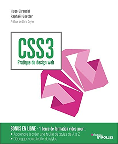 Livre CSS 3