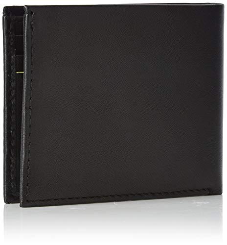 Uomo Titolari Calvin nero Elevated Nero di Slimfold 6cc Klein carta qxS0awxg