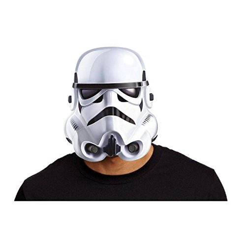 Stormtrooper Card Face Mask ()