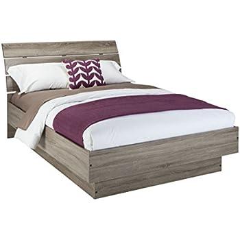 Amazon Com Modus Furniture Meadow Solid Wood Platform Bed
