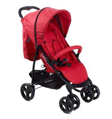 Bebe Due Nonna Circles - Silla, color rojo