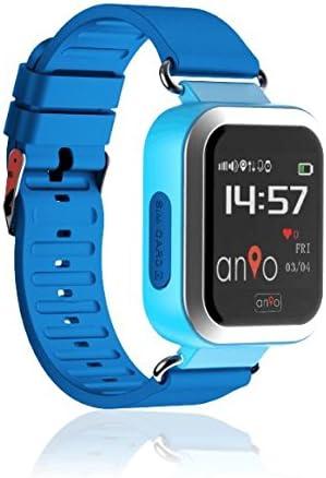 anio3 Touch de vigilancia GPS Smartphone Watch/niño niños/+ ...