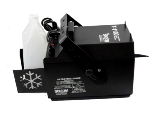 Snow Masters T-1100 Commercial Snow Machine by Global Special Effects