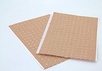 LifeCare doble Pack parches térmicos (18 x 12 cm con Cayenne ...