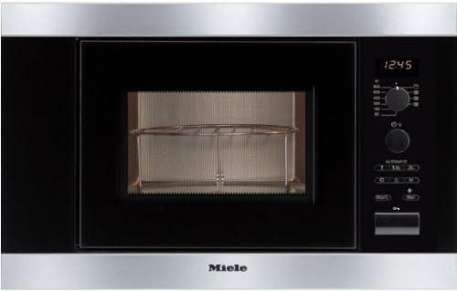 Miele m8161 – 2 in – Miele M 8161 – 2 INOX – Horno microondas con ...