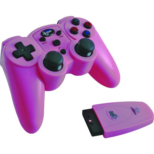 - Dreamgear Magna Force Rf Wireless Game Pad