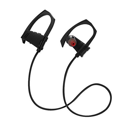 fosa Wireless Bluetooth Sports Earphone, Sweatproof Stereo H