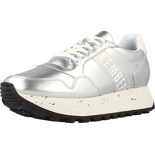 Silver Bikkembergs Bikkembergs Sneakers Donna Bikkembergs Silver Donna Donna Bikkembergs Silver Sneakers Sneakers Donna Sneakers Silver r1BAOxrq