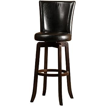Amazon Com Hillsdale 4951 830 Copenhagen Swivel Bar Stool