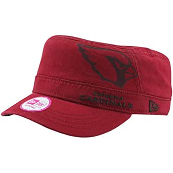 NFL Arizona Cardinals Goal-2-Go Women's Military Cap, Red, One Size Fits All