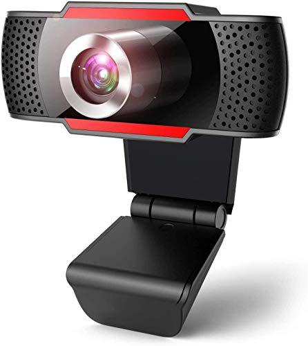 🥇 OMENT Webcam PC Full HD 1080P con Micrófono