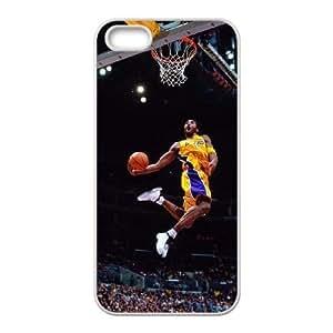 WEUKK Kobe Bryant iPhone 5,5S,5G cover case, customized case for iPhone 5,5S,5G Kobe Bryant, customized Kobe Bryant phone case