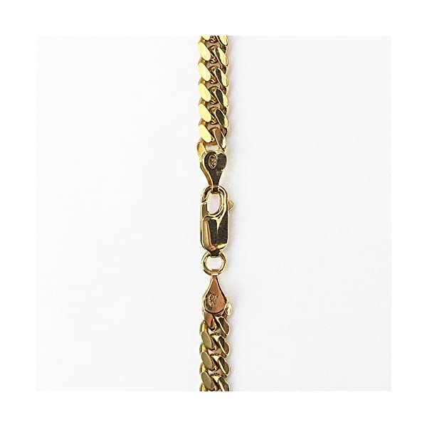 10K-Solid-Yellow-Gold-5mm-Miami-Chain-20-22-24-26-28-30