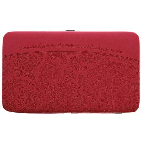 Pink Paisley Opera Wallet Isaiah product image