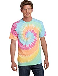 Port & Company Men's Essential Tie Dye Tee