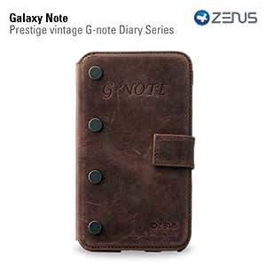 Funda Prestige Vintage Samsung Galaxy Note - Zenus