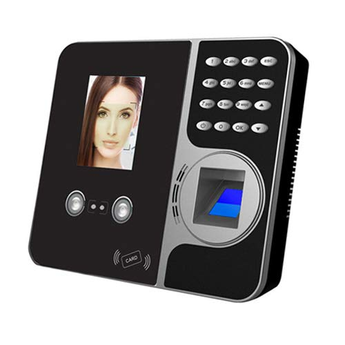 F491 Realand is face recognition time attendance terminal, with large face capacity, and Fingerprint Time Attendance Clock TCP/IP USB Port Employee Software